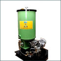 Dual Line Motorized Grease Pump