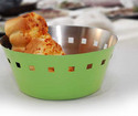 Kitchenware Bread Basket W/Color