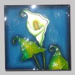 Handmade Ceramic Paintings