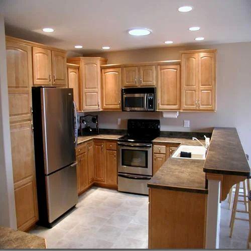 Designed Modular Kitchens