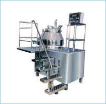 Rapid Mixer Granulator (RMG)
