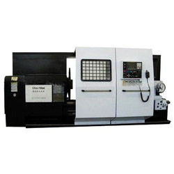 Heavy Duty Flat Bed CNC Lathe