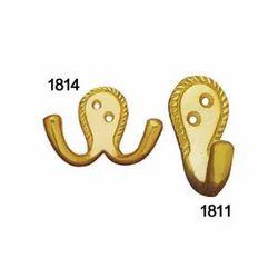 Solid Brass Hooks