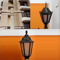 Vintage Lamp Post Lights