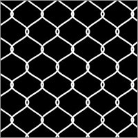 GI / PVC Coated Chain Link Wire Mesh