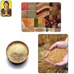 Rice, Grains And Pulses