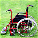 Motorized Battery Powered Wheelchair