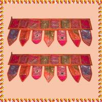 How to Make Toran http://www.indiamart.com/halwadiyahandicrafts/new-items.html