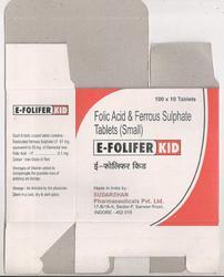Ferrous Sulphate Tab