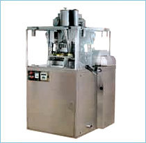 Tablet Compression Machine - Double Rotary Tablet Press - RMB4