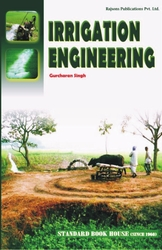 Irrigation Engineering.   By Gurcharan Singh