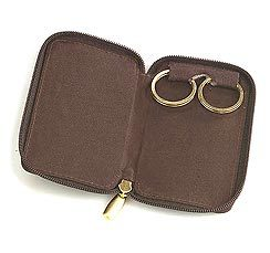 Zip Around Key Case