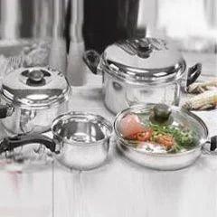 Steel Kitchen Cookware