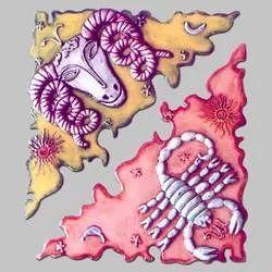 Ceramic Murals