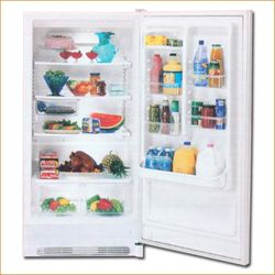 White Westinghouse Single Door Refrigerators