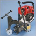 SBM-V Petrol/Gasoline Rail Drills/Grinders & Equipment