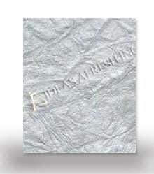 Grey Leather Textured Paper