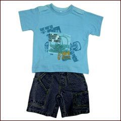 Kids Top And Trousers