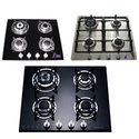 Four Burner Gas Hobs