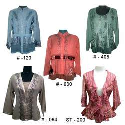 Ladies Tops & Blouses