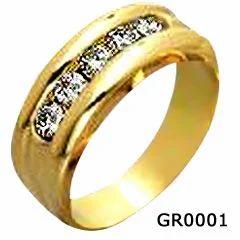 Gents Diamond Rings