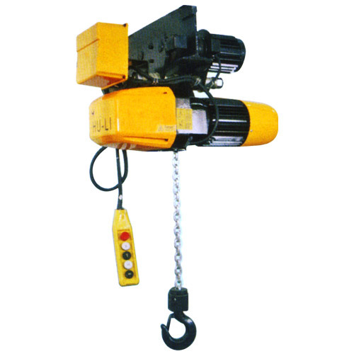Electric Hoists Electric Chain Hoist Manufacturer