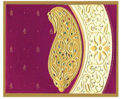 Sikh Wedding Cards (Type 1)