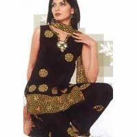 Embroidered Salwar Kameez Suits
