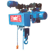 Hoists - Wire Rope Hoists & Chain Hoists
