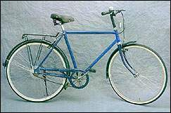 Complete City Bicycle