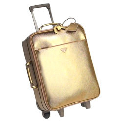 Leather Travel Luggage