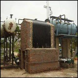 Combi Tube Membrane IBR Boiler