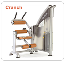 Abdominal Crunch Equipment