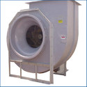 centrifugal blowers fume exhaust system