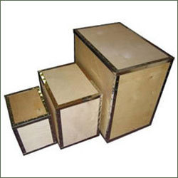 Ply Wooden Packaging Boxes