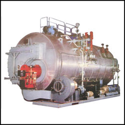 Oil Fired IBR Boiler
