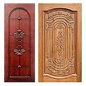 Wood Carved Doors Single