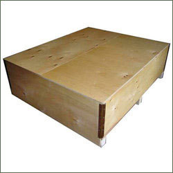 Specialized Wooden Packaging Boxes
