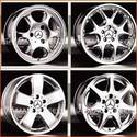 Hyper Titanium Alloy Wheels
