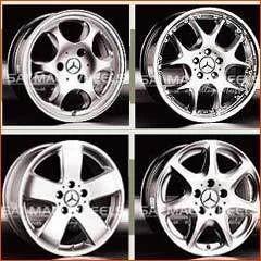 Hyper Titanium Alloy Wheels