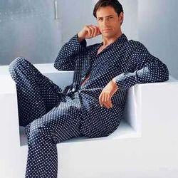 Men's Nightwear Apparel