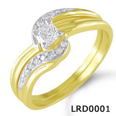 plated rings rose cubic lady dp zirconia jewelry mother coffee ring shape gold party black round rhodium