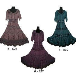 Top and Skirt Sets