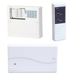 Hybrid Intruder Alarm Systems