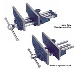 Woodworking Vices - Plain Screw