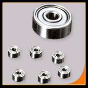 Miniature Ball Bearing (Without Flange)