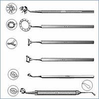 Trephines & RK Instruments
