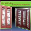 Agew Steel Hollow Metal Windows, For Safety