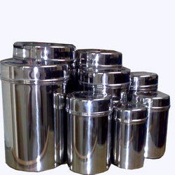 Stainless Steel Containers Bhuleshwar Vasai Parin Steels ID