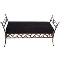 Fantastic Globalcorporation Powder Coated Wrought Iron Sofa Rs 125000 Pdpeps Interior Chair Design Pdpepsorg
